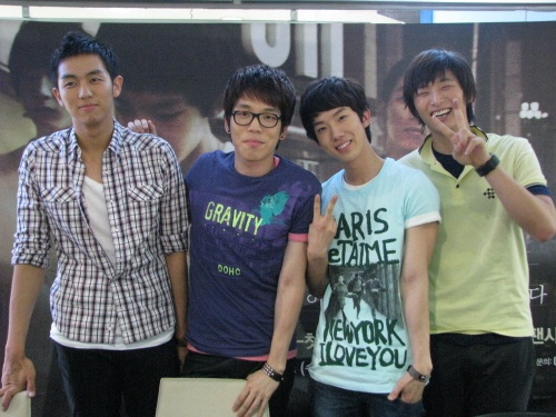 2AM Is The Next Group To Become F4