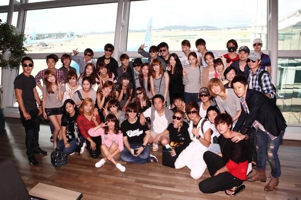 SM Entertainment Ventures into Tourism Industry