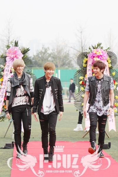 MTV Idol United [F.cuz] (LeeU Kan & Jinon)