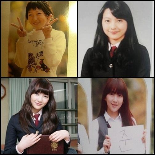 KARA Kang Ji Young's Elementary, Junior High, and High School Graduation Photos Surfaced
