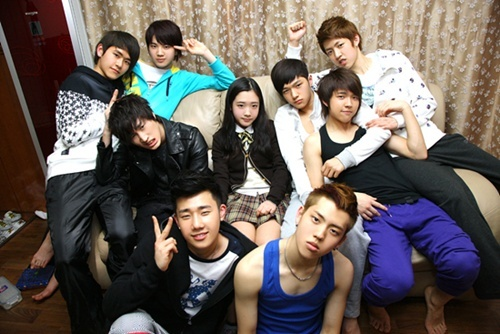 New Idol Group 'Infinite' On Reality Show