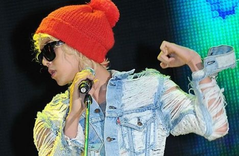 GDragon's Concert Pinned With Controversies