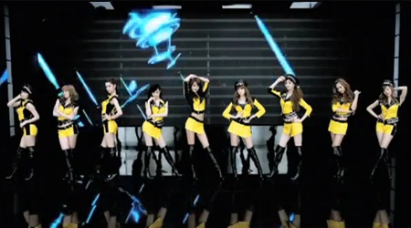 """SNSD's Dance Version MV For """"Mr. Taxi"""" Has Been Released"""