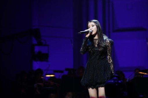 IU to Appear on Japanese Fashion Show