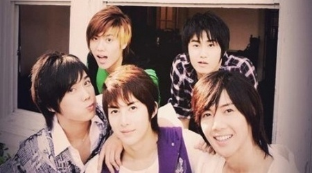 SS501 To Release New Album Next Year