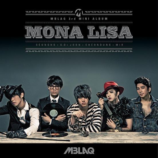 """MBLAQ's New MV for """"Mona Lisa"""" Revealed"""