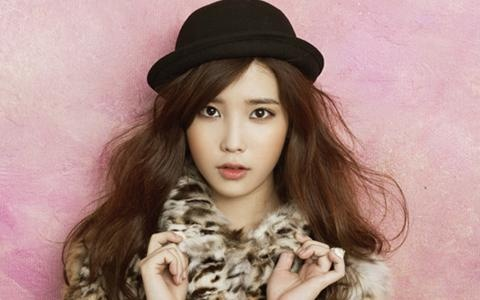 IU Releases Concept Photo for New Upcoming Album