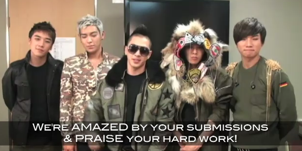 [Updated] Announcing the Winners of the 2011 Soompi Big Bang Contest!