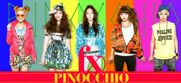 f(x) Video Introduction to Their Album