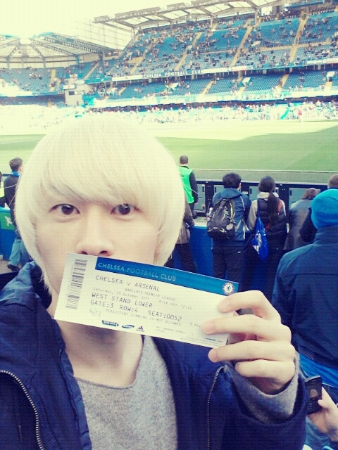 """[UPDATED] Suju's Eunhyuk and the """"Anchovy World Tour"""""""