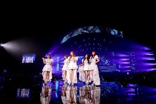 Kara's Japanese Concerts Have Sacks of Rice?