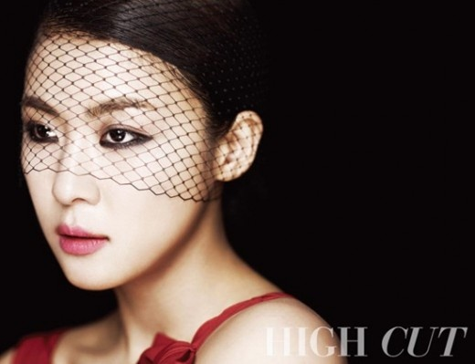 """Ha Ji Won Talks About Her Couple Ring Incident on """"High Cut"""""""