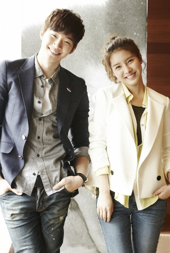 """2PM's Junho and Kim So Eun Finish Recording """"Feast of the Gods"""" OST Track"""
