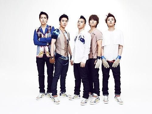 Big Bang Releases Promo Photos