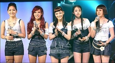 "The Wonder Girls: ""JYP Tells Us To Wait 2 Years Until Dating."""