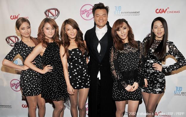 JYP Reveals Plans on the Wonder Girls' U.S Album and Korean Comeback