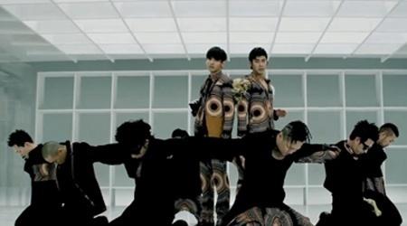 DBSK – Keep Your Head Down (Dance Ver B)