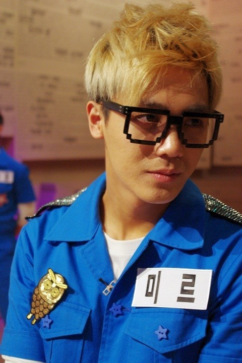 MBLAQ's Mir Asks Ex-Girlfriend to Slap Him on the Face?
