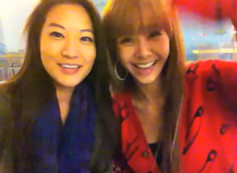 G.NA and Actress/Model Arden Cho Leave Words of Encouragement in Special Video