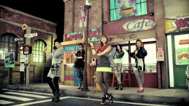 f(x) – NU ABO Music Video Released
