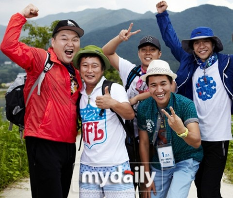 Kang Ho Dong and Lee Soo Geun Fight?