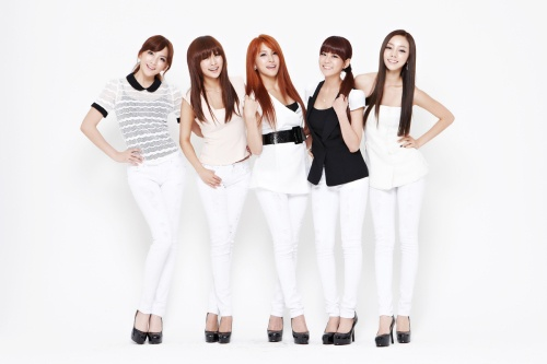 Kara's Name Appears As the Only Foreigner for a Japanese Popularity Poll