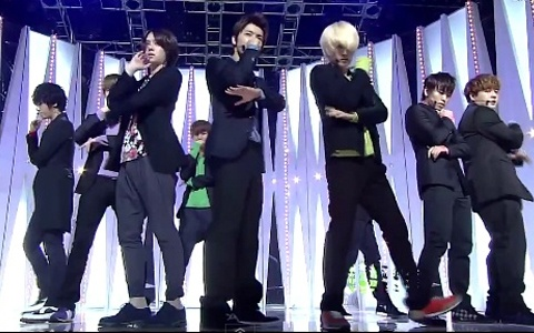 SBS Inkigayo 09.04.11