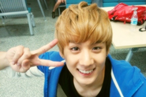 """Teen Top's Chunji is the MC for Variety Show """"Exploration of Genders"""" and Shares Selca"""