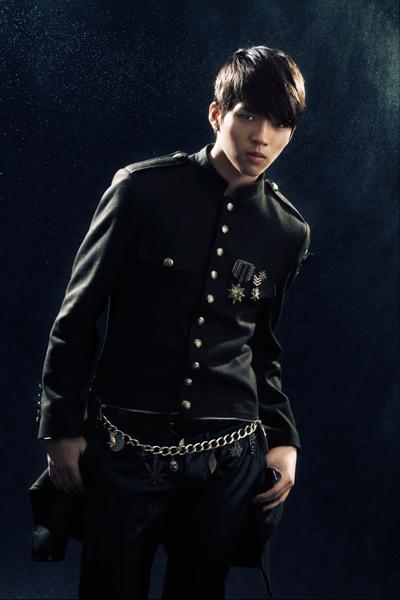 """Infinite's """"Evolution"""" 2nd Mini Album Photo Shoot"""