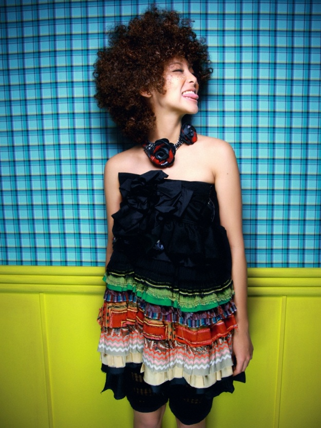 "Sabra Cover Girl ""Kiss Vanilla"" (2008) (Aibu Saki)"
