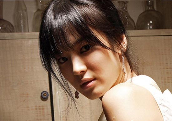 Song Hye-gyo, An Action Star?