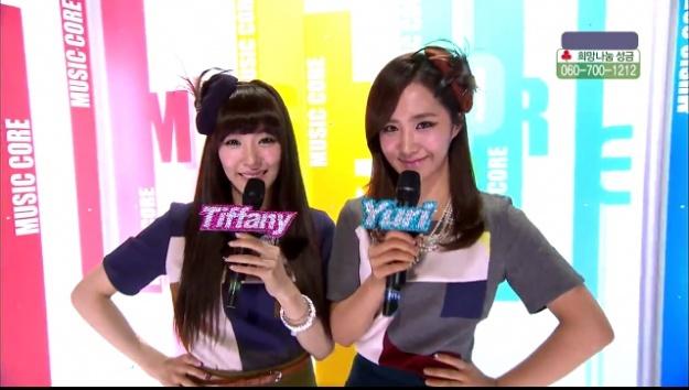 MBC Music Core 01.07.2012