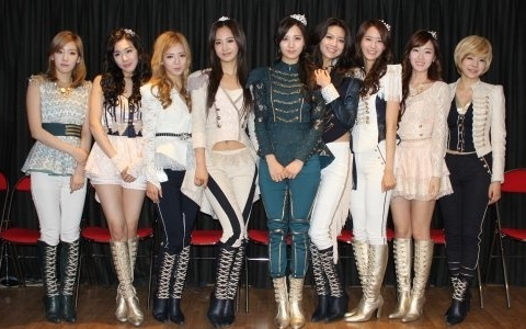 Girls' Generation Stays in the 40 Kg Range Without Diet or Exercise