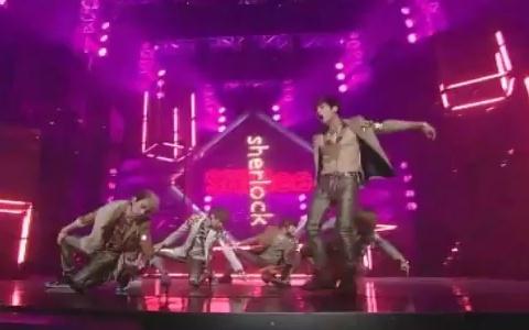 "SHINee Performs ""Sherlock"" and Wins #1 on Inkigayo"