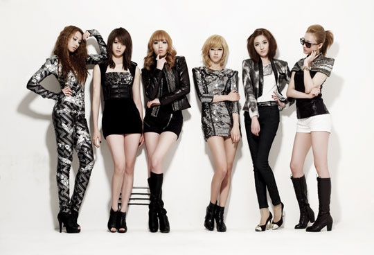Interview with Upcoming Girl Group EXID