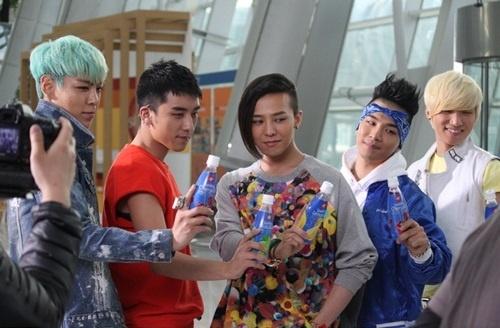 Sunny 10 Reveals BTS Cuts of BiGBANG Commercial